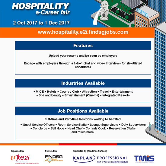 career opportunities in hospitality industry